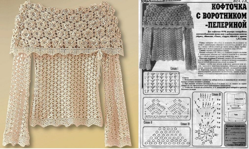 blusa navidad crochet-esquema-otakulandia.es