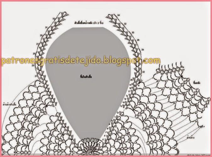 bluson negro-navidad-crochet-otakulandia.es (2)