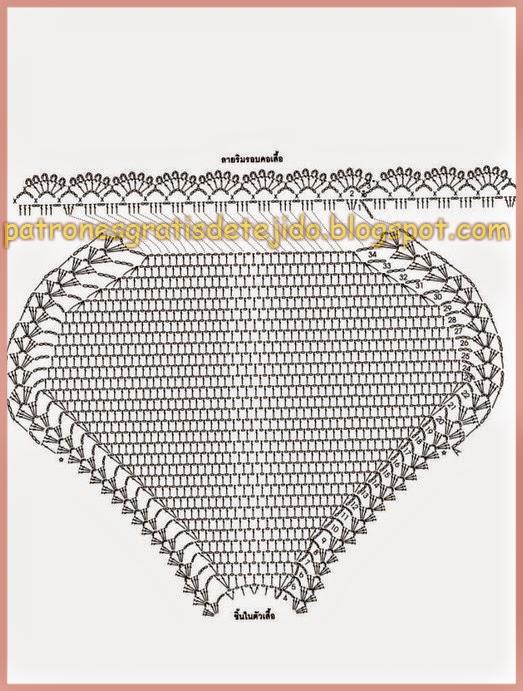 bluson negro-navidad-crochet-otakulandia.es (4)