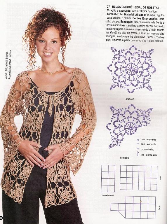 chaqueta-torera-navidad-crochet-otakulandia.es (1)