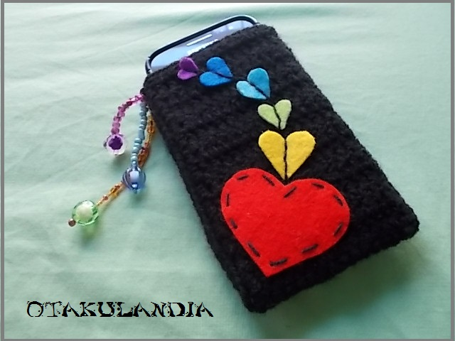 funda smartphone 6 corazones-otakulandia.es (1)