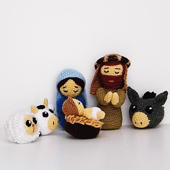 lo mejor de la navidad en crochet-otakulandia.es