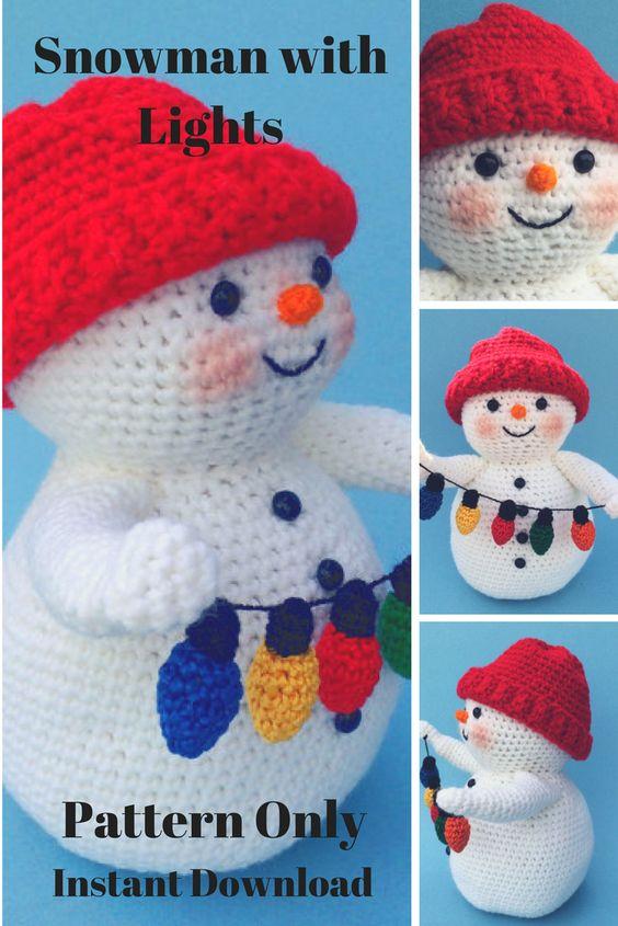 lo mejor de la navidad en crochet-otakulandia.es (1)