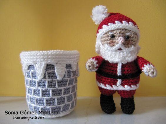 lo mejor de la navidad en crochet-otakulandia.es  (24)