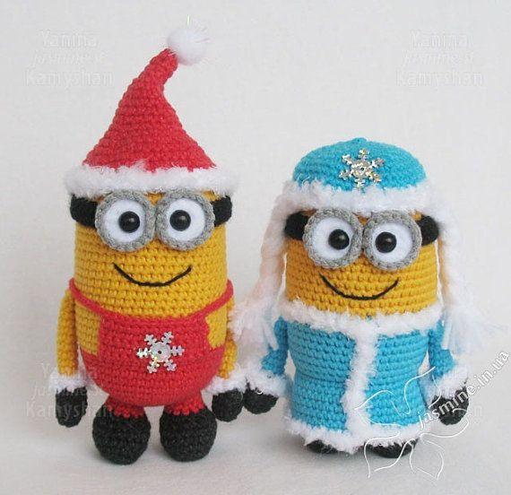 lo mejor de la navidad en crochet-otakulandia.es  (28)