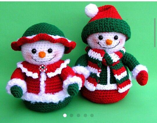 lo mejor de la navidad en crochet-otakulandia.es  (3)