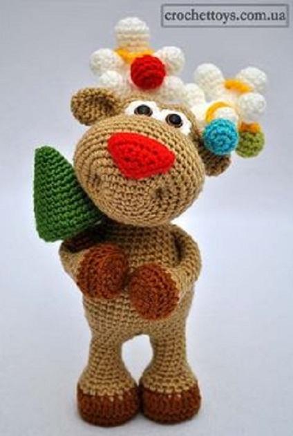 lo mejor de la navidad en crochet-otakulandia.es  (34)