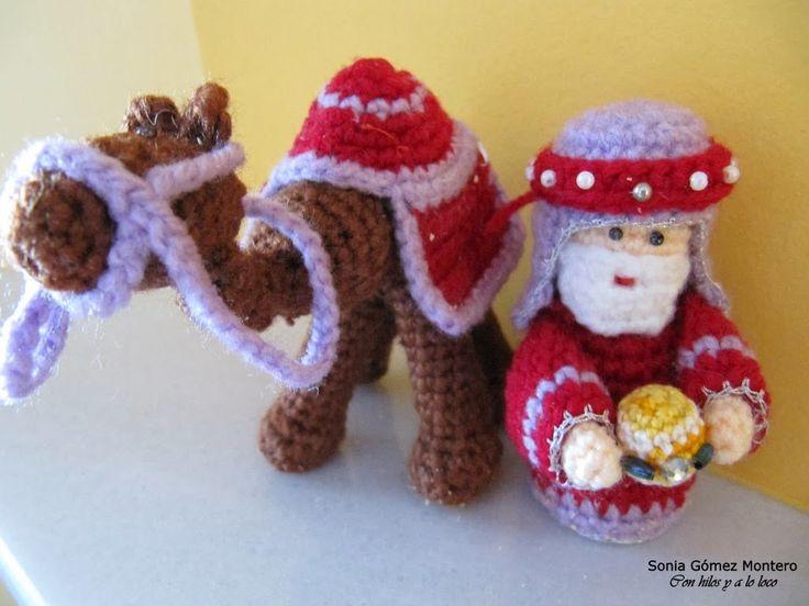 lo mejor de la navidad en crochet-otakulandia.es  (38)