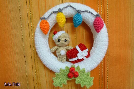 lo mejor de la navidad en crochet-otakulandia.es  (4)