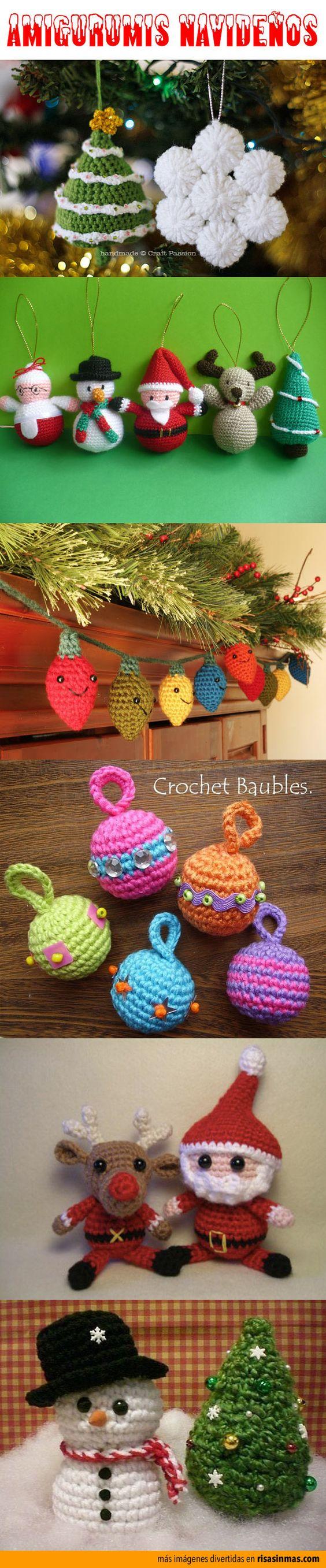 lo mejor de la navidad en crochet-otakulandia.es  (6)