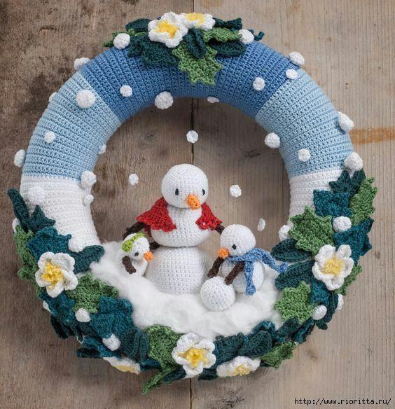lo mejor de la navidad en crochet-otakulandia.es  (7)
