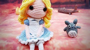 miniaturas crochet-otakulandia.es