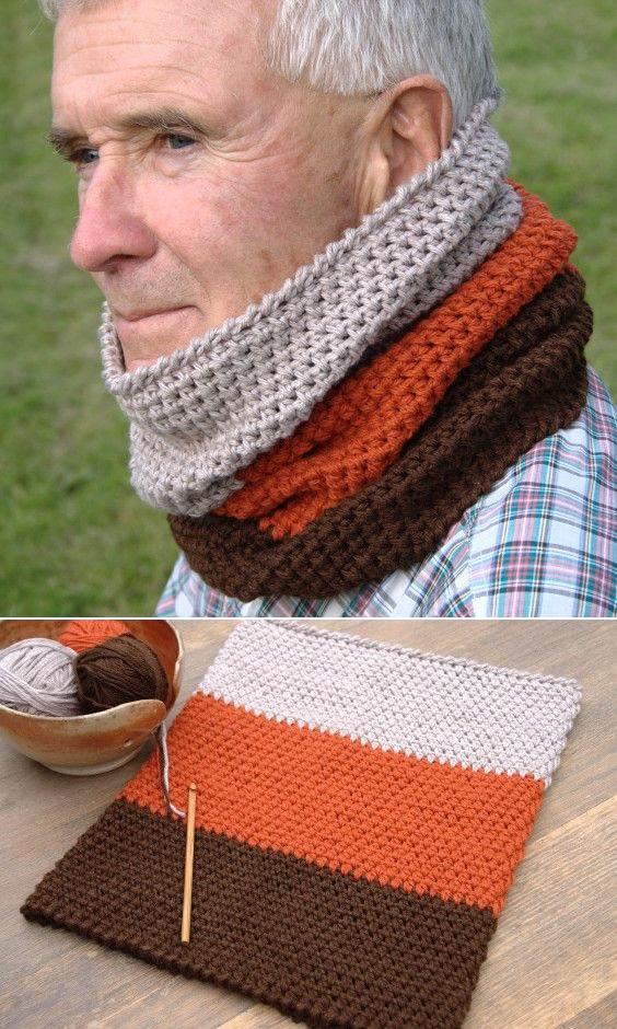 regalo navidad-hombre crochet-otakulandia.es (2)