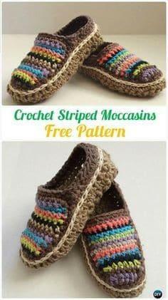 zapatilla navidad crochet-otakulandia.es (14)
