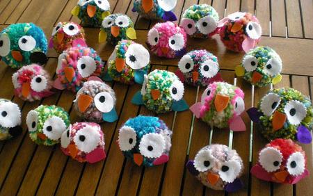 animalitos pompones-decoracion pompones-otakulandia.es (40)