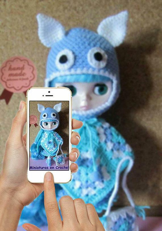 blythe-conjunto crochet-otakulandia.es (3)