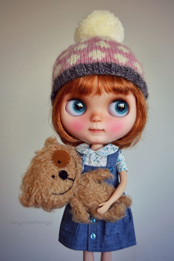blythe-mascota crochet-otakulandia.es (1)