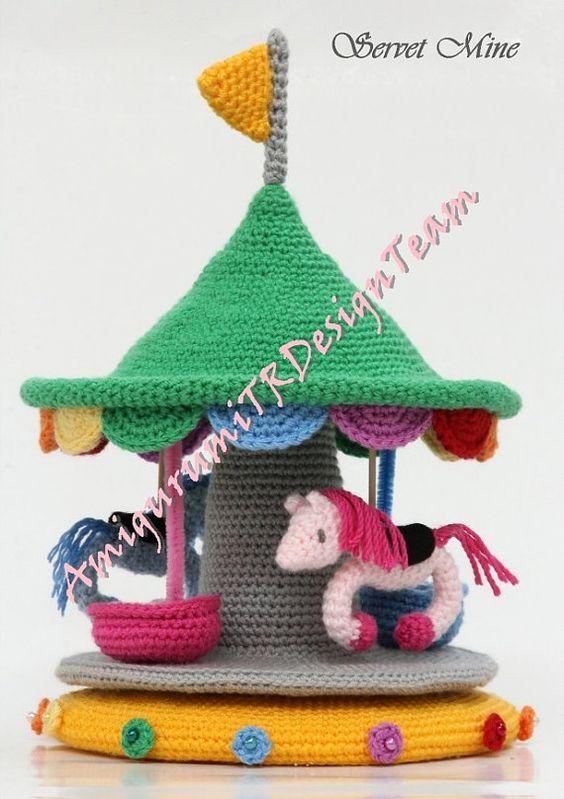 carrusell crochet-juguete-otakulandia.es (1)
