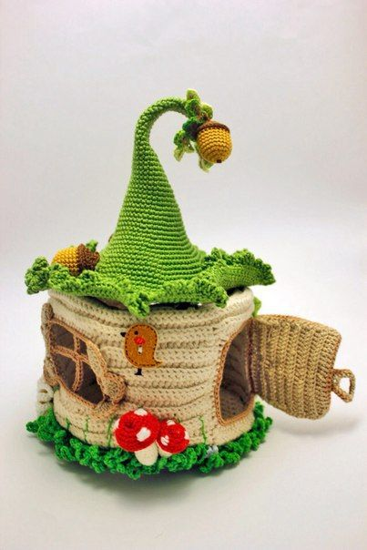 casa hadas-duendes-gnomos-crochet-otakulandia.es (6)