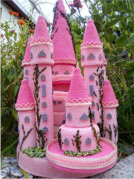 castillo crochet-miniatura-otakulandia.es (1)