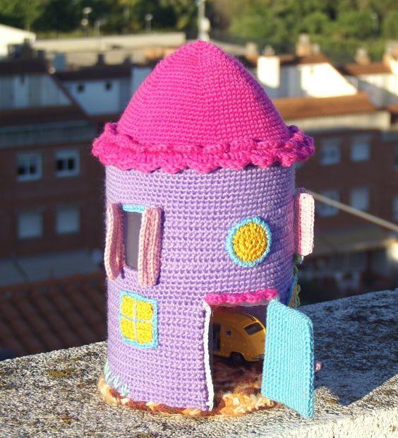 castillo crochet-miniatura-otakulandia.es (2)