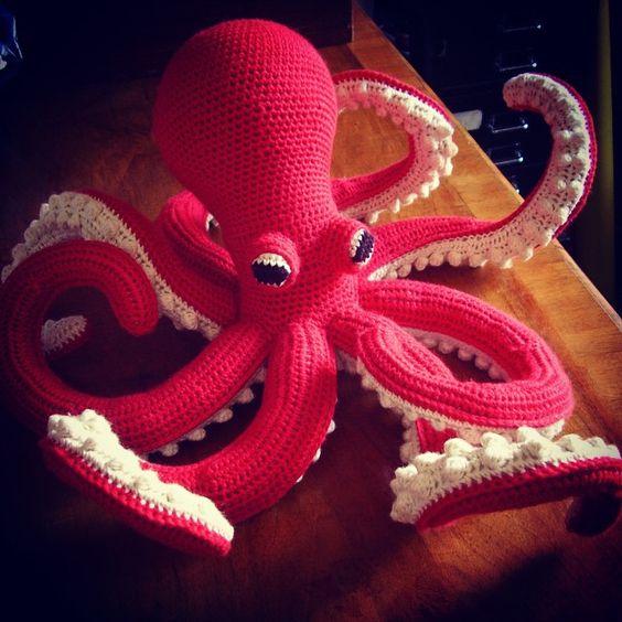 criaturas marinas crochet-otakulandia.es (14)