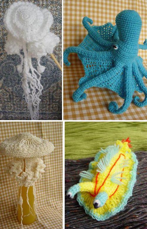 criaturas marinas crochet-otakulandia.es (20)