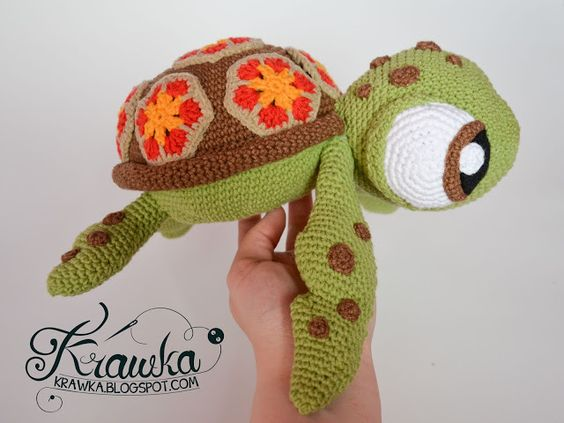 criaturas marinas crochet-otakulandia.es (21)