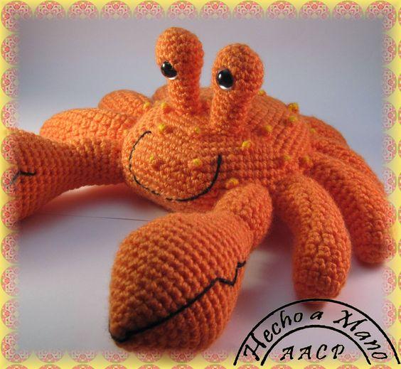 criaturas marinas crochet-otakulandia.es (7)