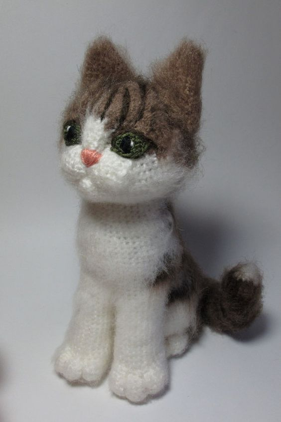 gato amigurumi 2 agujas-otakulandia.es (2)