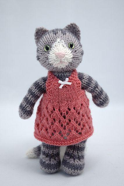 gato amigurumi 2 agujas-otakulandia.es (5)