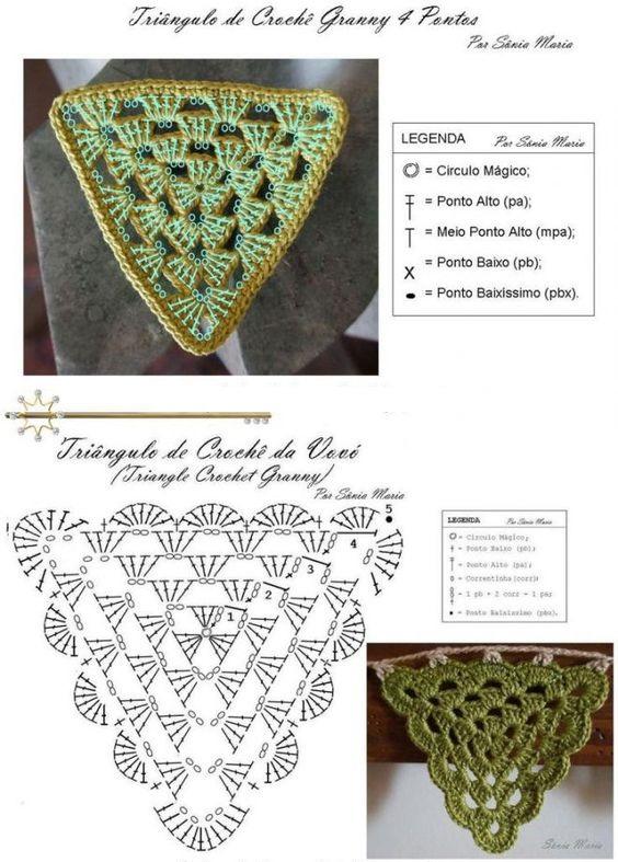 granny triangular-crochet-otakulandia.es (7)