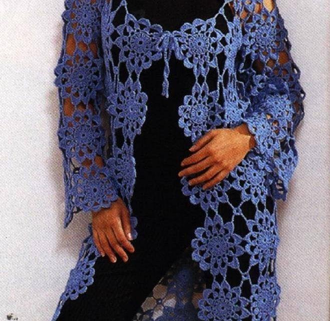 guardapolvo crochet-otakulandia.es (1)