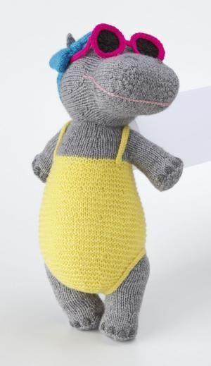 hipopotamo amigurumi-2 agujas-otakulandia.es