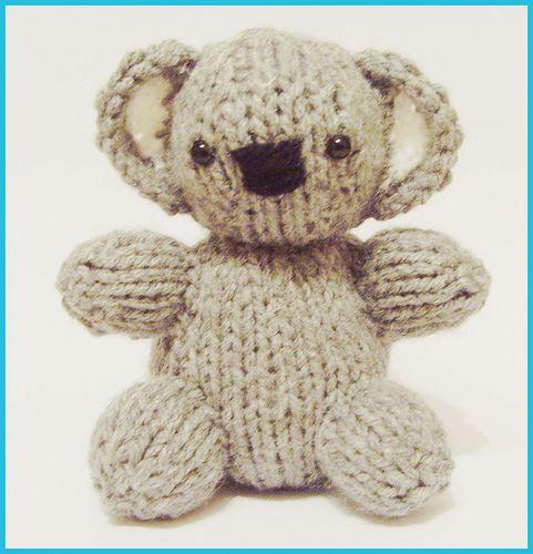 koala amigurumi-2 agujas-otakulandia.es