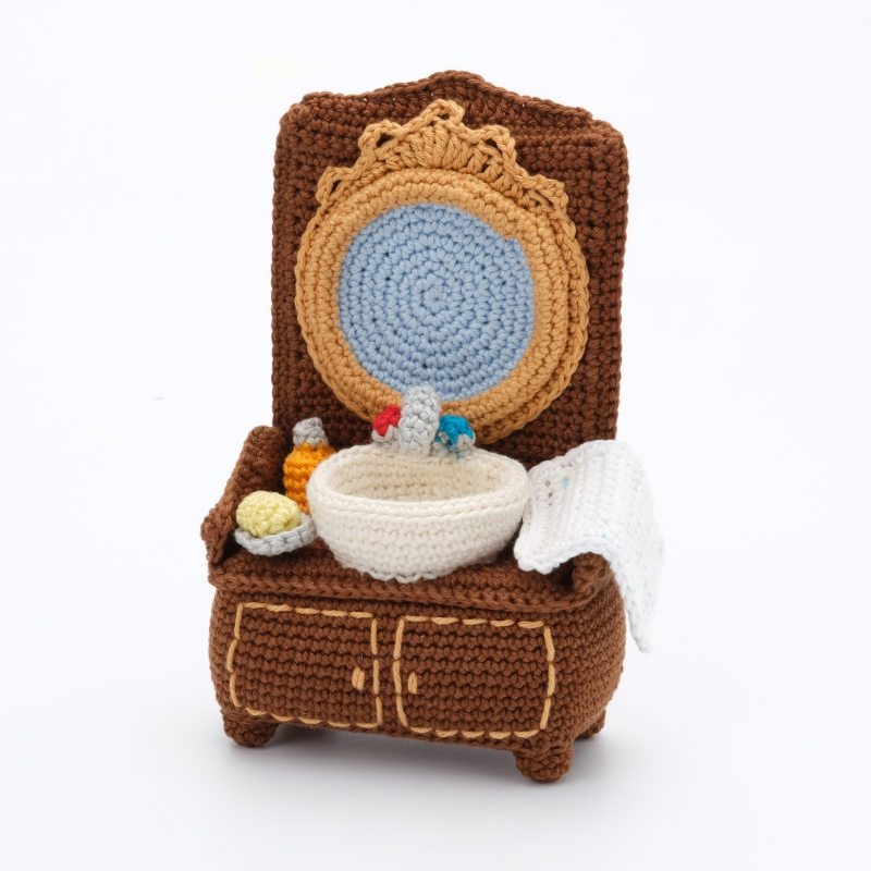 miniaturas crochet-casa munecas-otakulandia.es (1)