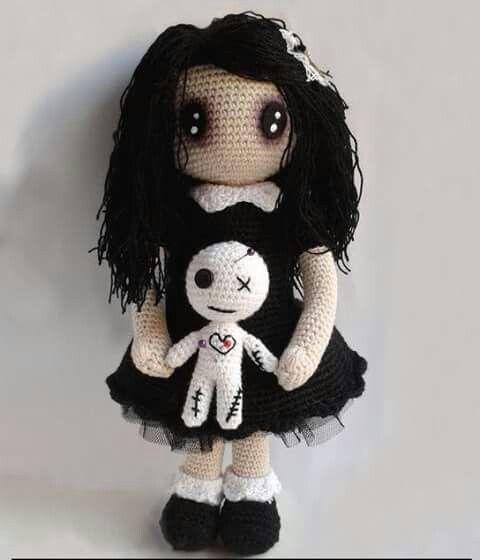 monstruos-brujas-seres mitologicos-crochet-otakulandia.es (10)