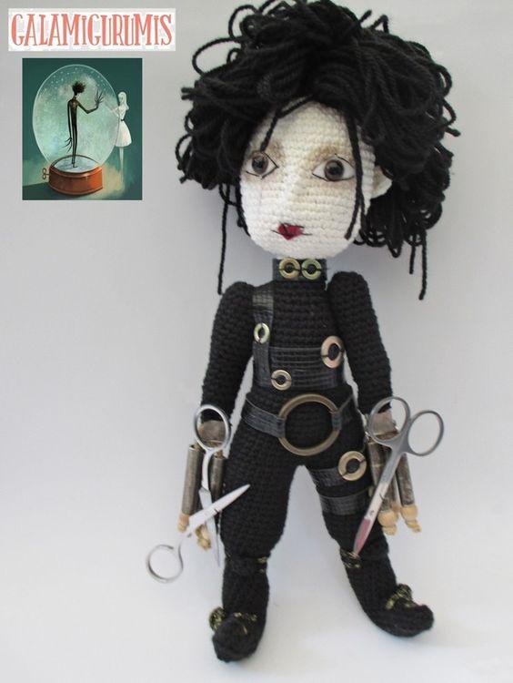 monstruos-brujas-seres mitologicos-crochet-otakulandia.es (18)