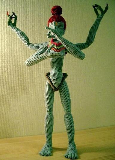 monstruos-brujas-seres mitologicos-crochet-otakulandia.es (9)