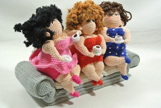 mujeres corrientes-gorditas-crochet-amigurumis-otakulandia.es (1)