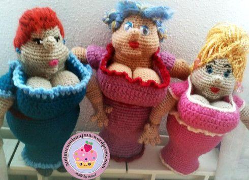 mujeres corrientes-gorditas-crochet-amigurumis-otakulandia.es (12)