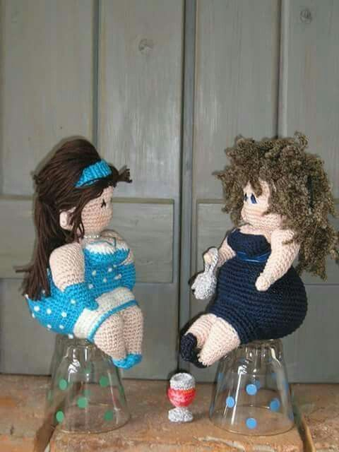 mujeres corrientes-gorditas-crochet-amigurumis-otakulandia.es (14)