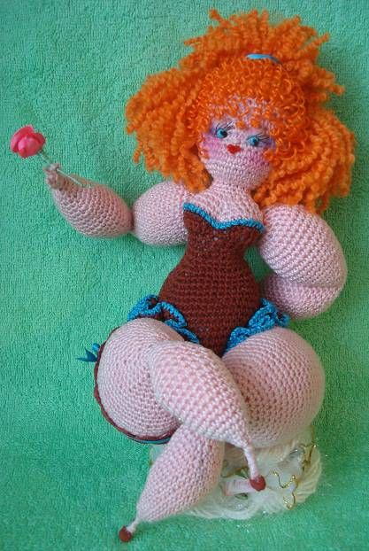 mujeres corrientes-gorditas-crochet-amigurumis-otakulandia.es (6)