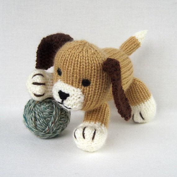 perro amigurumi-2 agujas-otakulandia.es