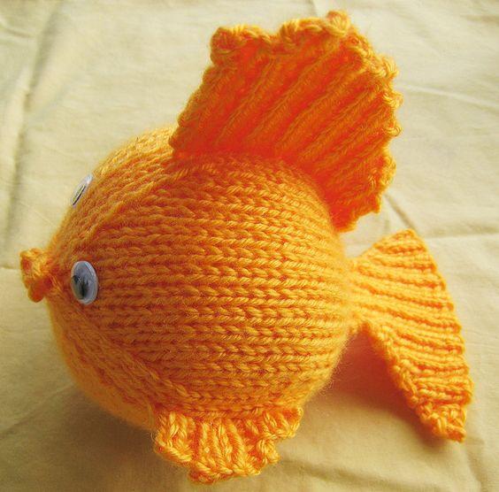 pez amigurumi-2 agujas-otakulandia.es