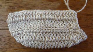sandalias faciles-bebe crochet-paso a paso-otakulandia.es