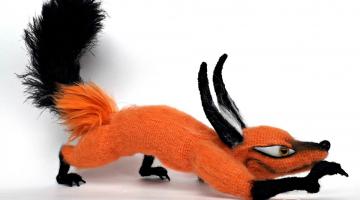 zorro feroz-crochet-otakulandia.es (1)