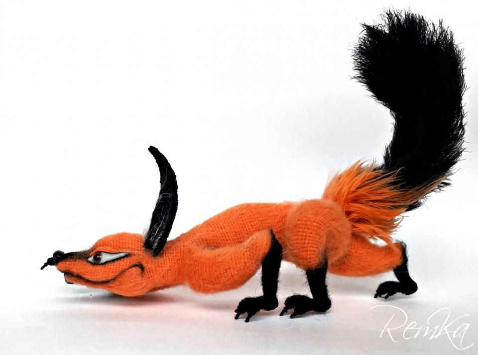 zorro feroz-crochet-otakulandia.es (2)