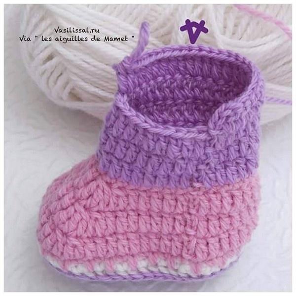 adorables botitas bebe-paso a paso-crochet-otakulandia.es (24)