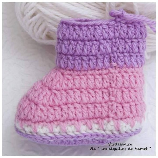 adorables botitas bebe-paso a paso-crochet-otakulandia.es (25)